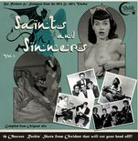 LP/VA ✯SAINTS & SINNERS # 1✯ Superb Rare R&B, Black Rockers, Rockabilly, R'n'R ♫